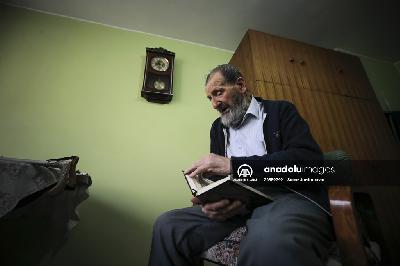 DJED HIMZO I U 92. GODINI ŽIVOTA POSTI TOKOM RAMAZANA