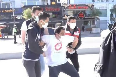 TRADICIONALNI PRVOMAJSKI PROTESTI ŠIROM SVIJETA, POSEBNO ŽESTOKI U ISTANBULU