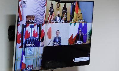 U VELIKOJ BRITANIJI POČEO SASTANAK MINISTARA VANJSKIH POSLOVA GRUPE G7