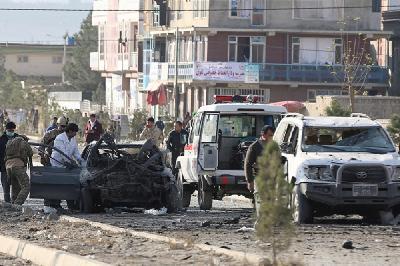 AFGANISTAN: U BOMBAŠKOM NAPADU U BLIZINI ŠKOLE U KABULU UBIJENO 25 LJUDI