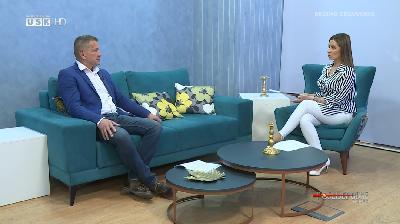 POSLIJEPODNE UZ RTV USK: GOST ELMIR REKIĆ DIREKTOR 'STAGE ART'
