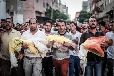 U IZRAELSKIM NAPADIMA U GAZI ŽIVOT IZGUBILO 145 PALESTINACA, MEĐU NJIMA 41 DIJETE I 23 ŽENE