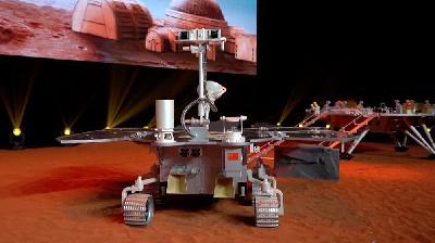 NAKON AMERIKANCA, NA MARS SLETIO I KINEZ: KINESKI ROVER SLETIO NA MARS, TRAŽIT ĆE TRAGOVE VODE I ZNAKOVE ŽIVOTA