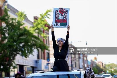 SAD: NEKOLIKO HILJADA LJUDI NA PROTESTIMA PODRŠKE PALESTINI