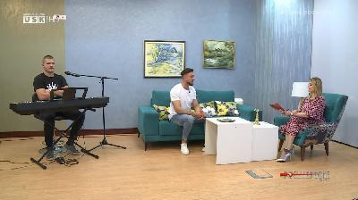 POSLIJEPODNE UZ RTV USK: GOSTI ELVIN BAJRIĆ I ELDIN REKIĆ