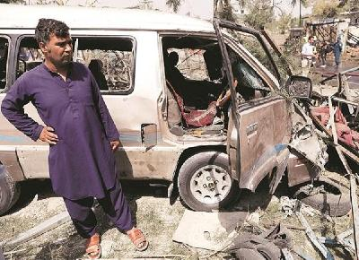 AFGANISTAN: U BOMBAŠKOM NAPADU POGINULO 11 CIVILA