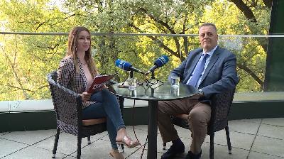NEDJELJOM ZAJEDNO - INTERVJU SA FARISOM GAVRANKAPETANOVIĆEM