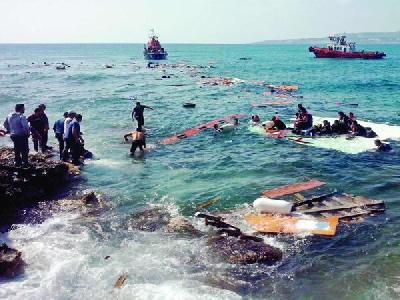 TURSKA: U EGEJSKOM MORU SPAŠEN 131 MIGRANT
