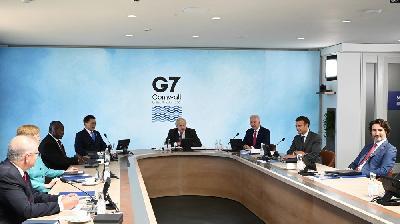 SAMIT G7: RUSIJA DA KAZNI ODGOVORNE ZA CYBER NAPADE, KINA DA DOZVOLI ISTRAGU O PORIJEKLU COVIDA