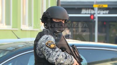 VELIKA POLICIJSKA AKCIJA U TRI KANTONA, PRETRESI NA 43 LOKACIJE