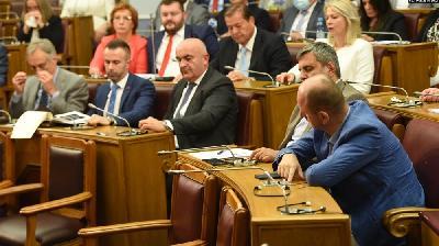 CRNOGORSKI PARLAMENT SMIJENIO MINISTRA PRAVDE LEPOSAVIĆA