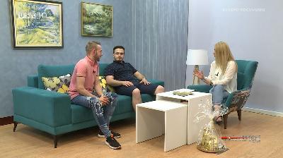 POSLIJEPODNE UZ RTV USK: GOSTI EDIN NEZIROV I EMIR HODŽIĆ