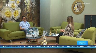 NEDJELJOM ZAJEDNO RTV USK: GOST SANDI BEGIĆ I NAGRADE 'EMERALDA'
