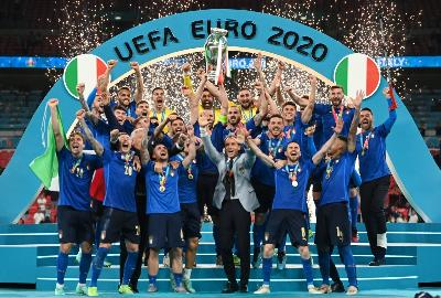 ITALIJA JE NOVI PRVAK EVROPE