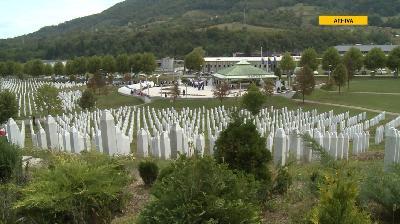 POČELE REEKSHUMACIJE U MEMORIJALNOM CENTRU SREBRENICA-POTOČARI: PONOVO SE OTVARAJU MEZARI 92 ŽRTVE