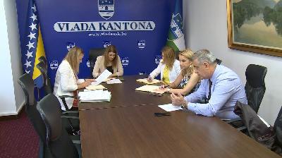 MINISTRICA PRIVREDE USK-A ODRŽALA RADNI SASTANAK S GRADONAČELNIKOM BIHAĆA