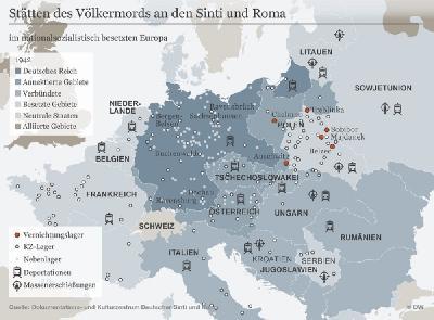 DEUTSCHE WELLE O 2. I 3. AVGUSTU: NACISTIČKI GENOCID NAD SINTIMA I ROMIMA: 'UNIŠTITI DJECU!'