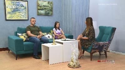POSLIJEPODNE UZ RTV USK - GOSTI: EKREM BUŽIMKIĆ I LARISA KABILJAGIĆ, UDRUŽENJE 'PSET'