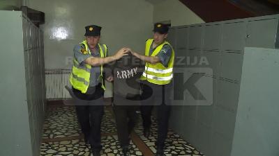 U POLA GODINE GRANIČNI POLICAJCI EVIDENTIRALI 83 KRIVIČNA DJELA POVEZANA S DROGOM