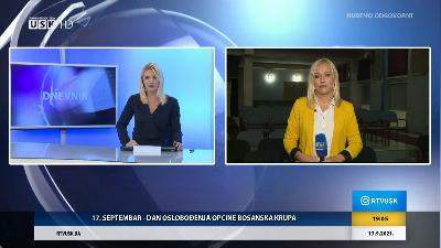 BOSANSKA KRUPA: SVEČARSKA ATMOSFERA I NOVI KORACI KA BOLJIM USLOVIMA ZA ŽIVOT GRAĐANA