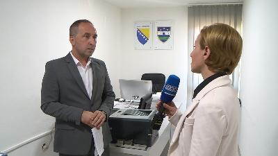 TEMATSKI U TV DNEVNIKU: GOST HARIS SMAJIĆ, V.D. DIREKTORA PEDAGOŠKOG ZAVODA USK