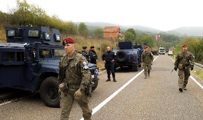 DANAS STUPA NA SNAGU BRISELSKI DOGOVOR, KOSOVSKA POLICIJA SE POVLAČI SA JARINJA I BRNJAKA