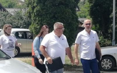 POČINJE SUĐENJE ALISI MUTAP - RAMIĆ, NJENOM OCU ZIJADU, POLICAJCIMA BARIĆU I DUPOVCU