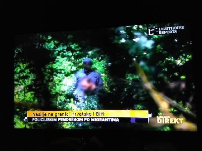 HRVATSKA ŠTITI GRANICU: POLICAJCI ZNAJU ŠTA ČINE, ALI TAKVE SU NAREDBE IZ ZAGREBA
