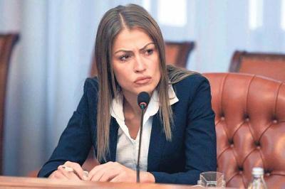 SRBIJA: BIVŠOJ SEKRETARKI MUP-A PRITVOR DO 30 DANA