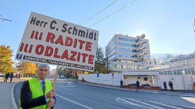 OHR UVIJEK BIO SNAŽAN ZAGOVORNIK PRAVA GRAĐANA NA MIRNE PROTESTE